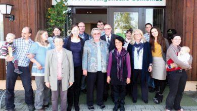 Photo of 25 Jahre Freie evangelische Gemeinde Füssen