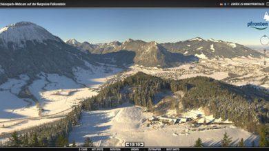 Photo of Neue HD-Webcam in Pfronten