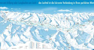 Photo of Wunderbares Lechtal – Skigebiet mit Weitblick