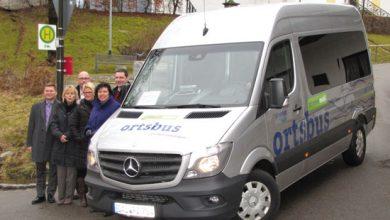 Photo of Ortsbus Pfronten erfolgreich gestartet