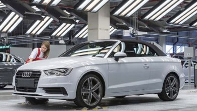 Photo of Neues A3 Cabriolet