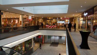 """Photo of Einkaufszentrum """"Theresienhof"""" öffnete seine Pforten"""