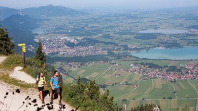"""Photo of Die Wandertrilogie Allgäu – """"Im Dreiklang mit der Natur"""""""