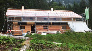 Photo of Bauliche Verzögerungen der Fritz-Putz-Hütte