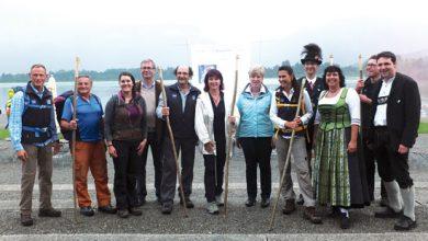 Photo of Wandertrilogie feierlich eröffnet