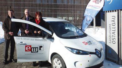 Photo of Landkreis nutzt E-Mobility