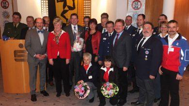 Photo of Neujahrsempfang der Blaulichtorganisationen