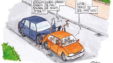 Photo of Vorsicht Autobumser