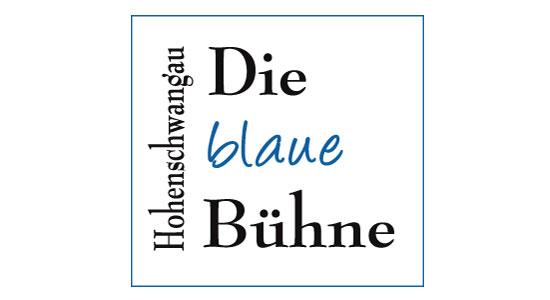 Die blaue Bühne Hohenschwangau