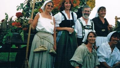 Photo of Blumenverein Hopferau feiert  40-jähriges Bestehen