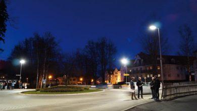 Photo of EWR testet neue LED Technik in Füssen