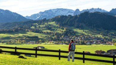 Photo of Wandertrilogie Allgäu – Im Dreiklang mit der Natur