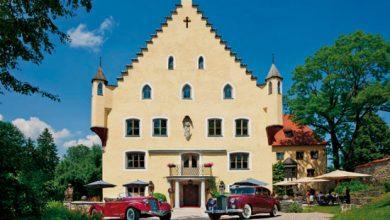 Photo of Das Schloss zu Hopferau