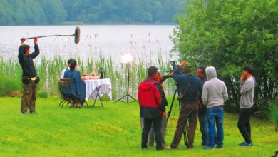 Photo of Thailändische Novelle wird in  Hohenschwangau verfilmt