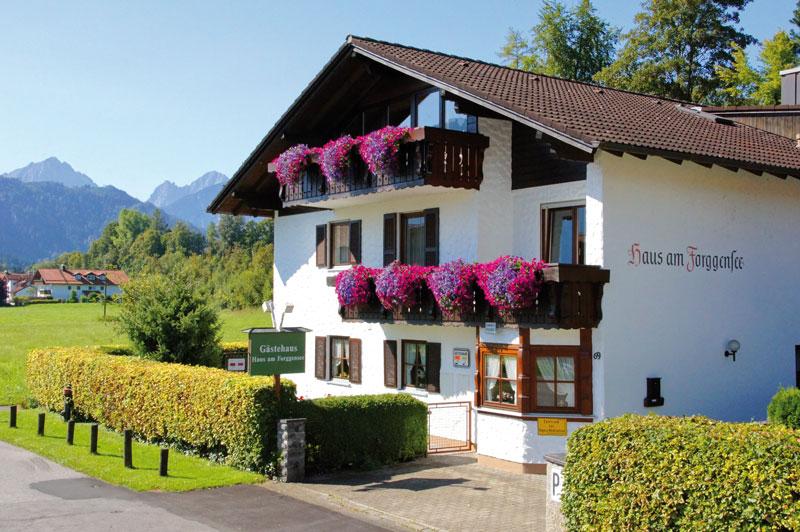 Haus am Forggensee Yoga Zentrum Allgäu│