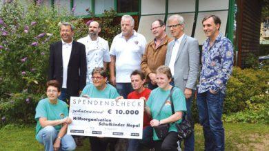 Photo of Spende für Nepalhilfe Reutte