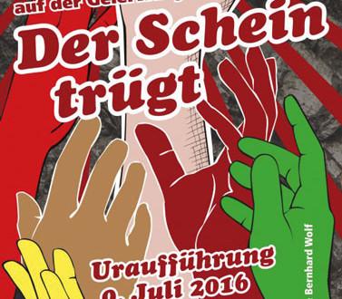 """Theaterpremiere mit dem Stück """"Der Schein trügt"""""""