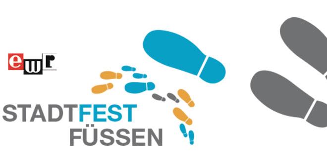 Stadtfest Füssen 2017: Von Bayerisch bis Salsa