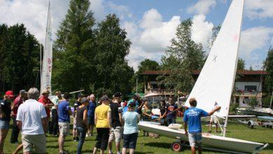 Photo of Special Olympics Aktionstag beim Segelclub Füssen