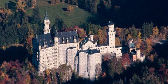 [TOP NEWS] Restaurierung der Prunkräume auf Schloss Neuschwanstein