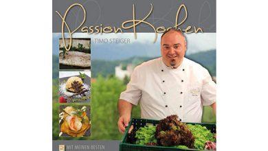 """Photo of """"Passion Kochen"""" – Schwangauer schreibt sein 1. Kochbuch"""
