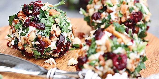 Rezept: Cranberry Pralinen