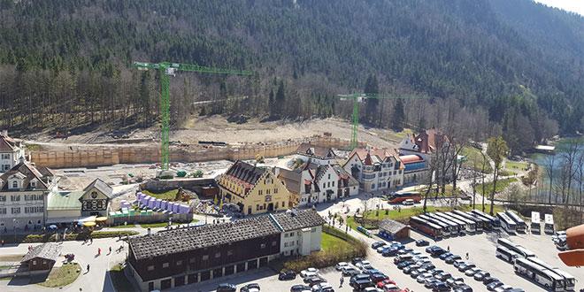 """Das """"Ameron Hotel  Hohenschwangau"""""""