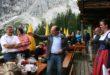 Feierliche Neueröffnung der Füssener Hütte
