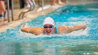 Photo of Betina Hillmayr: Erfolgsschwimmerin ohne Ruhm