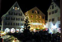 Bild von Der Füssener Nikolausmarkt findet dieses Jahr nicht statt