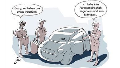 Photo of Fahrgemeinschaften: Mitfahrer sind versichert