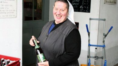 Photo of Eine bierige Nonne