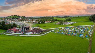 """Photo of Es kann weitergehen! Wende für das Festival """"Rock The King"""" und Open Air – Veranstaltungen in der Allgäu Concert Arena  in Buchenberg"""