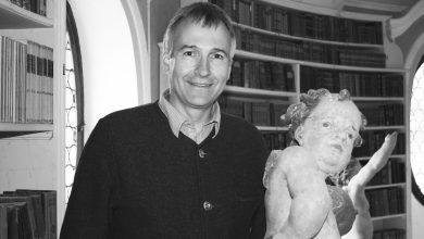 """Photo of """"Im Gespräch mit…"""" Füssens Museumsleiter Dr. Anton Englert"""