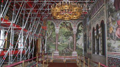 Photo of Die Renovierung von Schloss Neuschwanstein schreitet voran