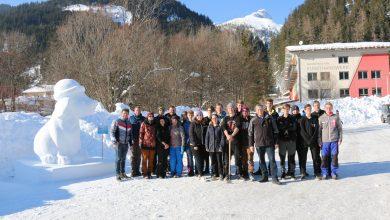 Photo of Erfolgreiche Schneeschnitztage in Elbigenalp