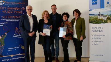 """Photo of Unterstützung von sozialen Organisationen durch """"Sternenhimmel e.V."""""""