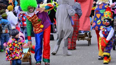 Photo of Fasching Hopferau 2019