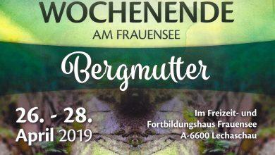 Photo of Mythologie-Wochenende 26. – 28.04.2019