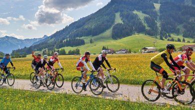 Photo of Rennrad-Ausfahrten rund ums Tannheimer Tal