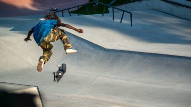 Photo of The Cut – Skateboard Contest