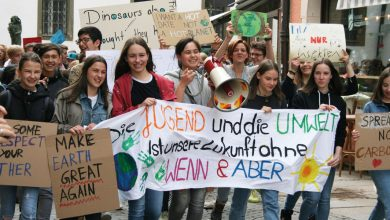Photo of Fridays for Future im Ostallgäu