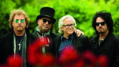 Photo of Mit Füssen aktuell zum Konzert der legendären US-Rockband TOTO