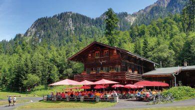 Photo of Bleckenau – ein idyllischer Platz  in den Ammergauer Alpen