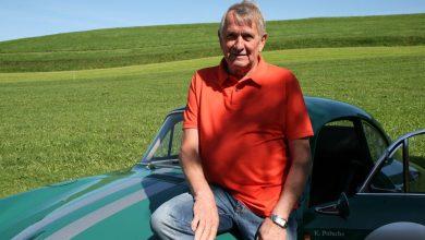"""Photo of """"Im Gespräch mit…"""" Porsche-Fan Kurt Porsche"""