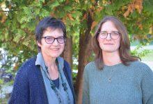 """Photo of """"Im Gespräch mit…"""" Elisabeth Heinz und Monika Bullinger-Kohl"""