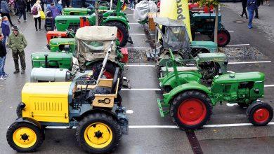 Photo of Bauerntage beim Sportmarkt