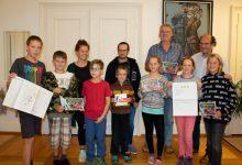 Photo of Kinder stellen neuen Füssener Kinder-Stadtplan vor