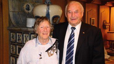 "Photo of Alfred & Franziska Köpf feiern heute ""Eiserne Hochzeit"""
