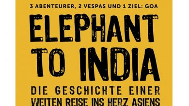 "Photo of Füssener Filmkunstreihe LECHFLIMMERN präsentiert: ""Elephant to India"""